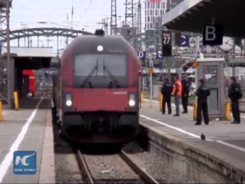 German politicians blame West for refugee crisis