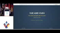 Vue and Vuex: The good, the bad, and the ugly with Filipa Lacerda