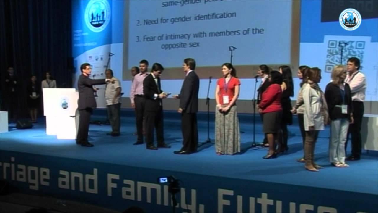 WCF VI - Madrid 2012 - Soluciones al comportamiento homosexual. Richard Cohen