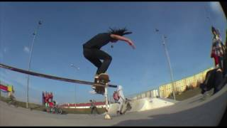 Kripel Crew Poprad skateboarding