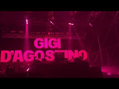 Gigi D'Agsotino - Ininterrottamente  @Le Rotonde 31/12/2017