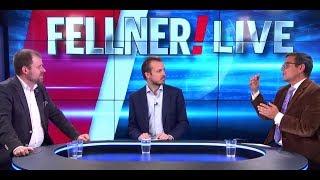 Fellner! Live: Fußi vs. Grosz – das brutale Polit-Duell
