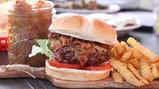 Bacon Onion Jam: The Ultimate Burger Condiment