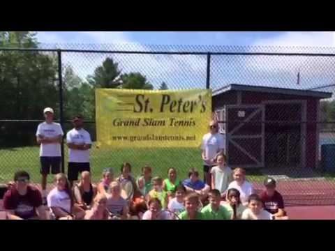 St. Peter's Grand Slam Tennis 3