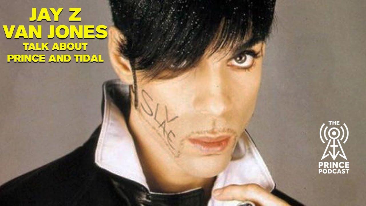 Jay Z & Van Jones talk about Prince and Tidal