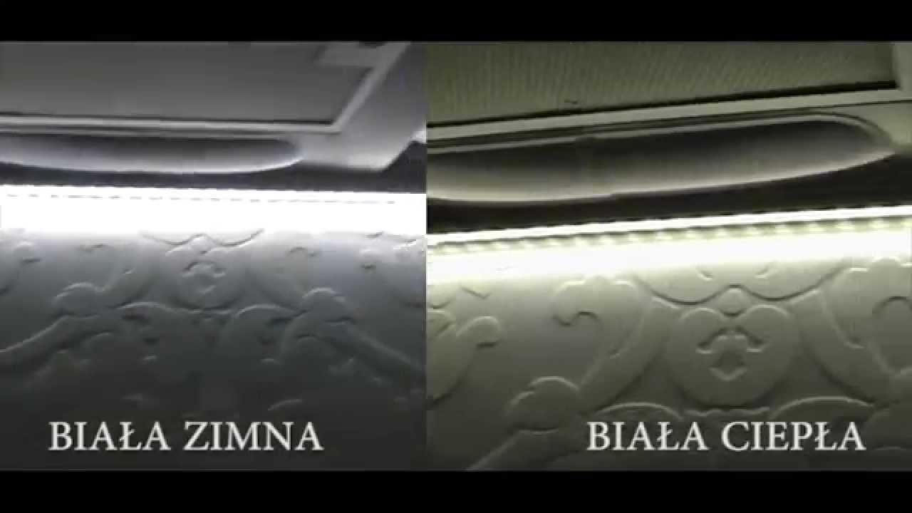 Samouczek Led Montaz Oswietlenia Pod Szafkami Kuchennymi Youtube