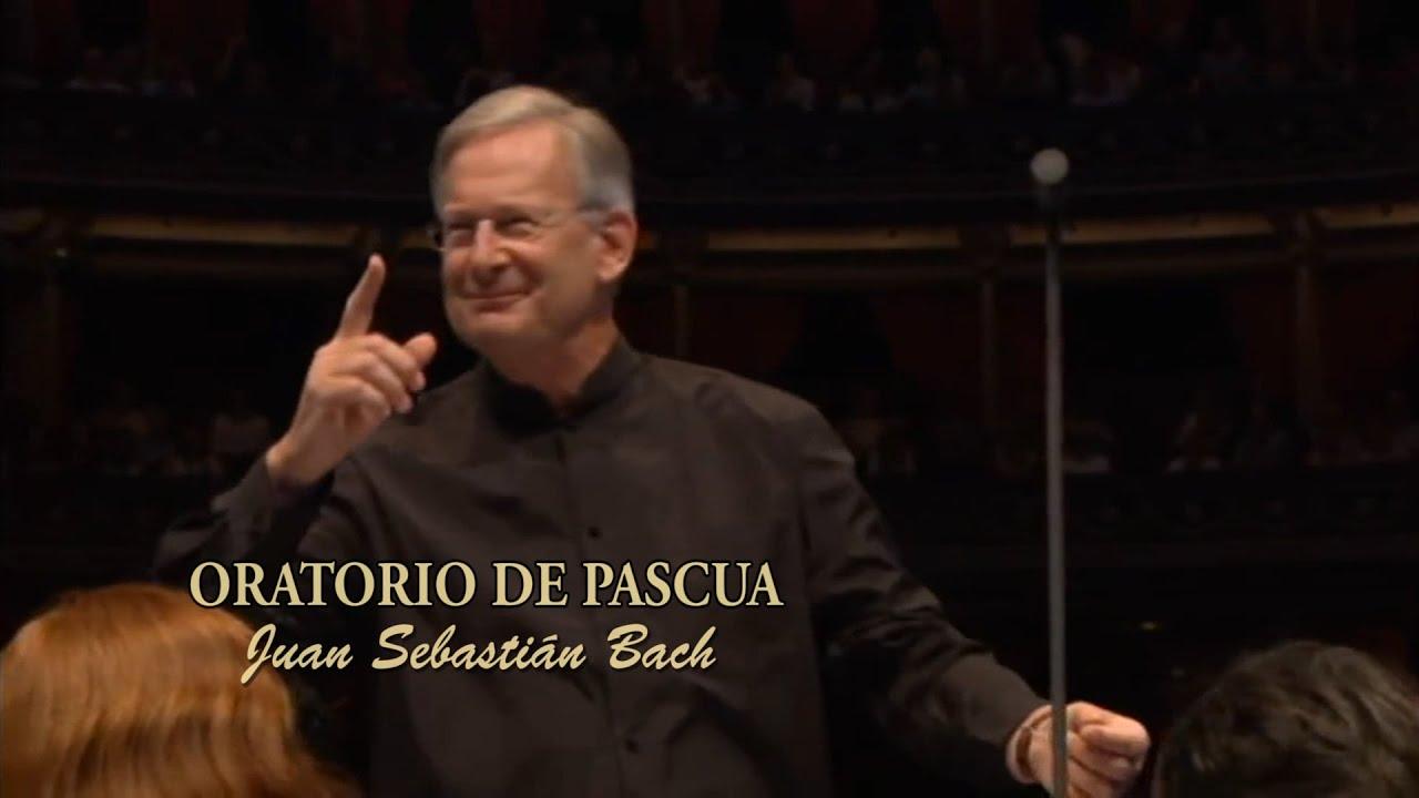ORATORIO DE PASCUA - BWV.249 - Juan Sebastián Bach