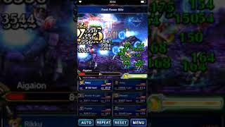 FFBE - Machina of Destruction ELT (All Missions | Brute Force Method Body First | No Machine Killer)