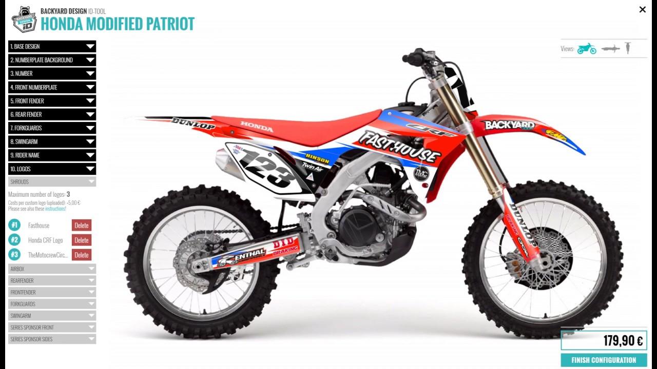 backyard design id tool tutorial english motocross graphics