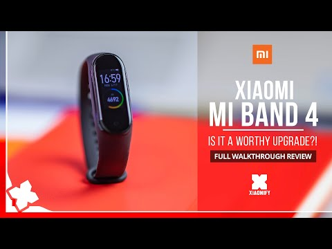 Xiaomi Mi Band 4 (Global Version?!) Full Review [Xiaomify]