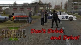 City Life RPG 2 - Don't Drink and Drive!