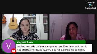 [SAF] - Departamental Unificada | Aprendendo com Catarina Von Bora | Ana Teresa