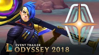 Extraction | Odyssey Event Trailer - League of Legends