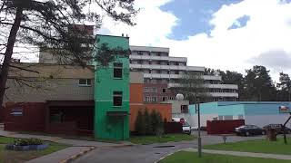 видео Санаторий Пралеска