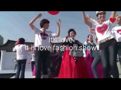 2017 LOVE FASHIONSHOW