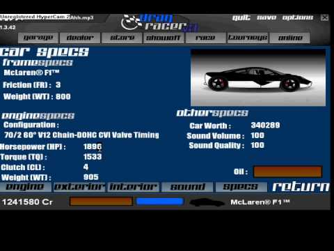 Drag Racer v3 - YouTube