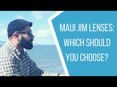 Maui Jim | Sunglass Lens Review | Optician Advice