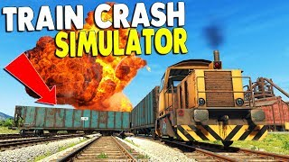 FAVORITE NEW GAME, Train & Railroad Simulator | Derail Valley Gameplay