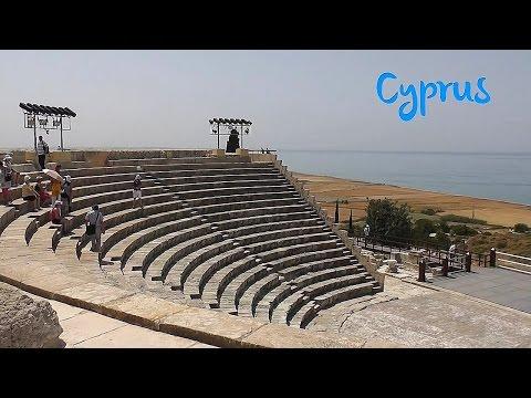 CYPRUS: Kourion, Pissouri, Byzantine Churches, Asprokremmos Dam [HD]