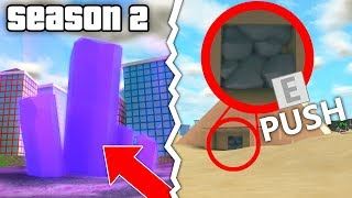 * NUEVOS * CRISTALES PURPLE, PYRAMID, POWER PLANT, y MAS! ¡ACTUALIZACIÓN DE TEMPORADA 2! (ROBLOX MAD CITY)