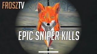 PUBG | Best sniper kills!