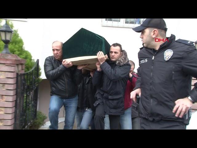 Ümraniye'de öldürülen kadının katil zanlısı oğlu çıktı