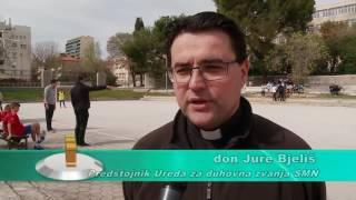 Split: Završnica Ministranstke malonogometne lige