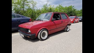 Yugo 1320 - Navak TrackDay / May 2018