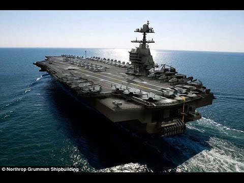 This is US Navy's New 10.5 Billion Dollar World's Largest Ship