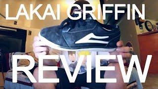 Lakai Griffin Shoe Review