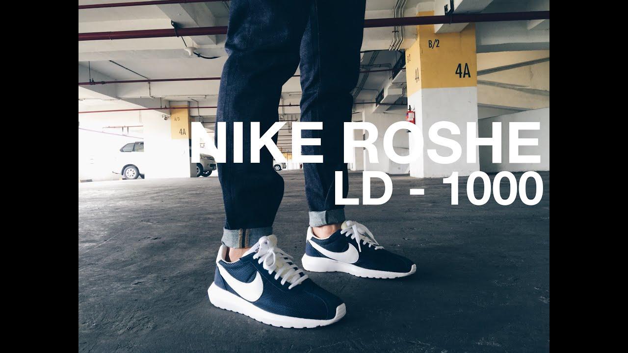 SNKRS - NIKE ROSHE LD 1000 (Bahasa Indonesia) - YouTube 7fce024605