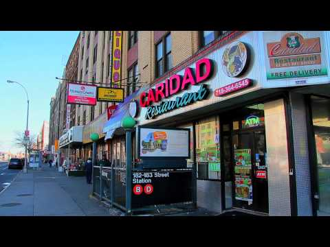 ^MuniNYC - East 182nd Street & Grand Concourse (Tremont, Bronx 10458)