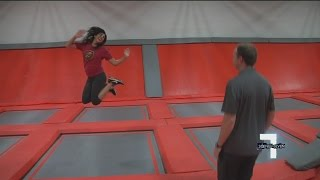 Big Air Trampoline Park Takes Fun In Spartanburg To A New Level