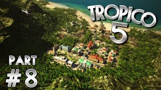 A Llama Farm (Tropico 5 Gameplay | Part 8)