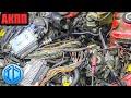 Неблагодарная работа автоэлектрика. Renault Clio коробка автомат в аварийном режиме