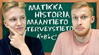 Oonko fiksumpi kuin ysiluokkalainen? feat. Tixtuu