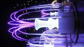 Лазерное шоу на Дворцовой площади 2016 года 31 декабря  ч3