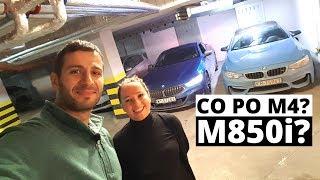 Co kupić po M4? BMW M850i w rękach najszybszej dentystki w Krakowie