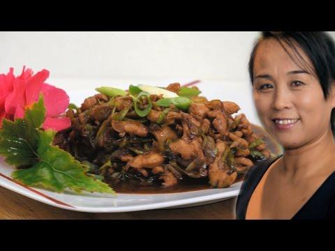 Hoisin Chicken Chinese Style