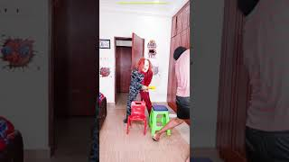 Funny Prank Try not to laugh CHUCKY Nerf War ?? #shorts Scary GHOST PRANK funny Tik Tok india comedy