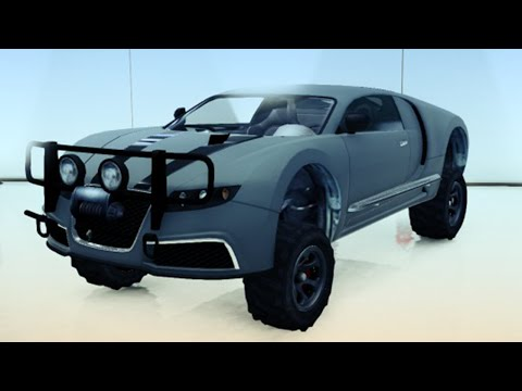 GTA 5 Crazy Car Customizations! Awesome Concept Cars In GTA 5