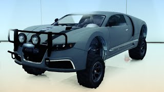 gta 5 crazy car customizations awesome concept cars in gta 5