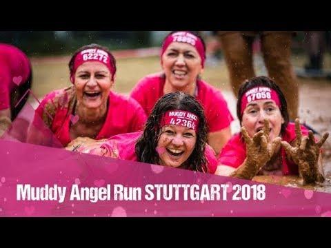 Muddy Angel Run Stuttgart 2018 Youtube
