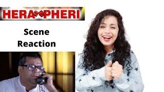 Hera Pheri   Baburao Ganpatrao Apte Hit Comedy Scene   Reaction   Nakhrewali Mona