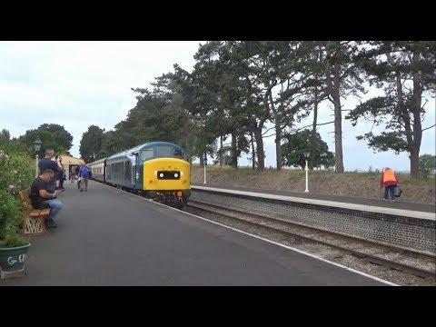 Gloucestershire Warwickshire Railway, Heritage Diesel Weekend 2017, Part 1 of 5