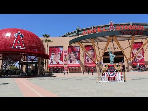 30 Fields in 30 Days: Angel Stadium