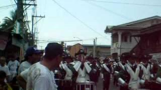 noveleta town fiesta 2010 band parade