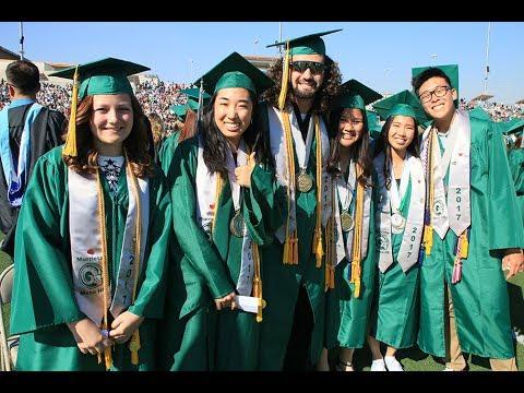 Murrieta Mesa High School Graduation 2017  YouTube