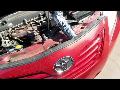 A.C. Pro  refill 2008 toyota camry