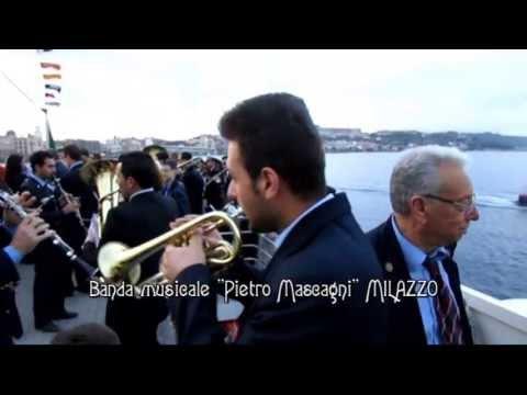 MILAZZO Berrettella Banda musicale Pietro Mascagni